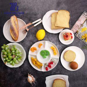 ما هي قاعدة إنتاج أدوات المائدة الخزفية الرئيسية وميزتها الخاصة؟