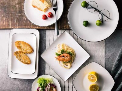 نصائح حول كيفية اختيار أواني الطعام الخزفية وكيفية استخدامها لطعام مختلف.