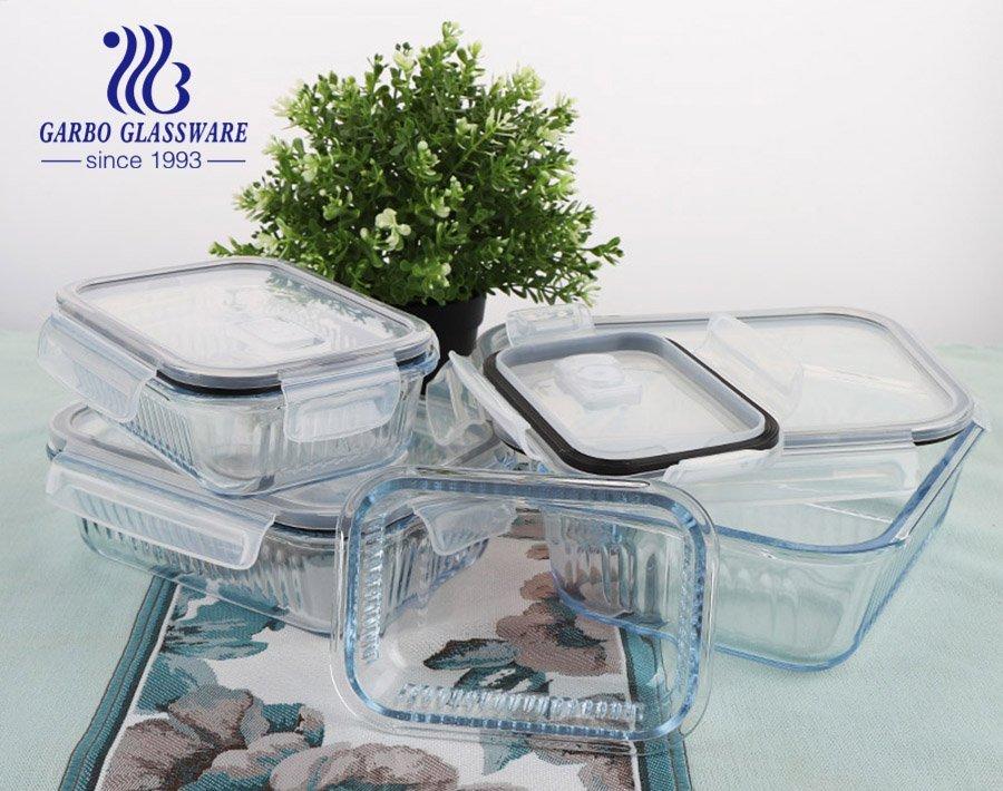 صفيحة الخبز المصنوعة من زجاج البوروسيليكات مفيدة في حياتنا اليومية