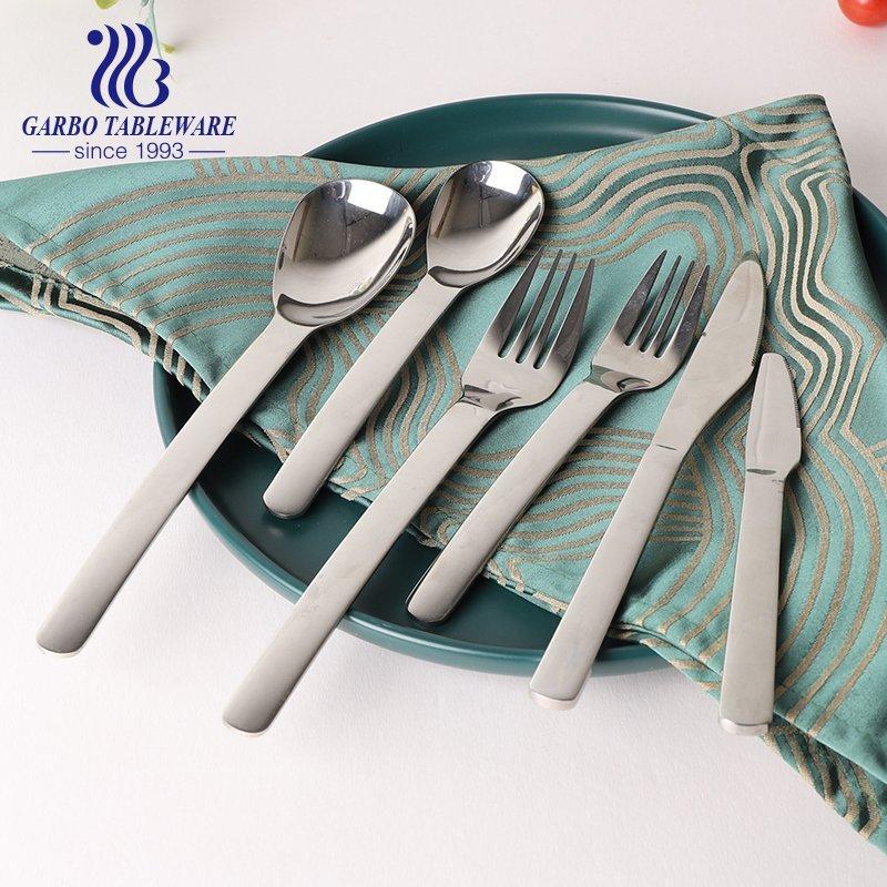 Austrian Royal Dedicated Silverware 18/8 Premium Stainless Steel Cutlery Set Dinnerware Set with Mirror Polished