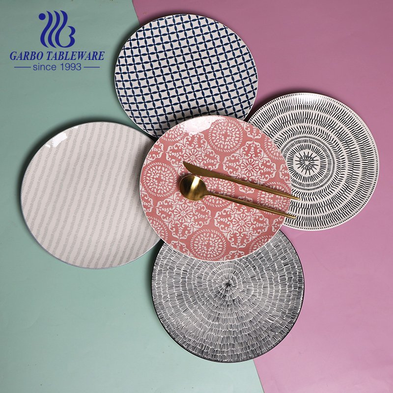 What kind of tableware are hot-selling in the European Market?