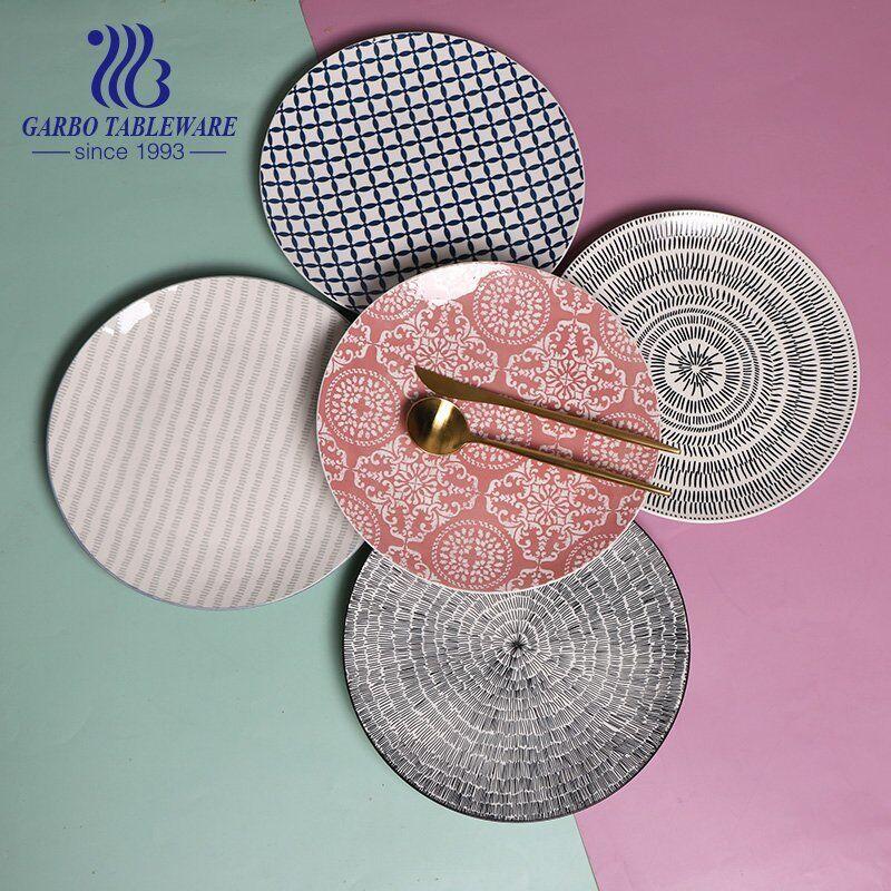 10.5inch ceramic serving plate