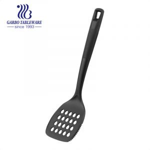Heat Resistant Fish Spatula Nylon Slotted Turner with Durable 1.2mm Thickness
