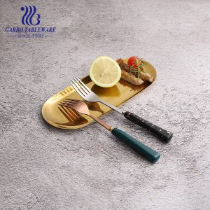 best-selling 13/0SS ceramic handle forks cheap and good quality