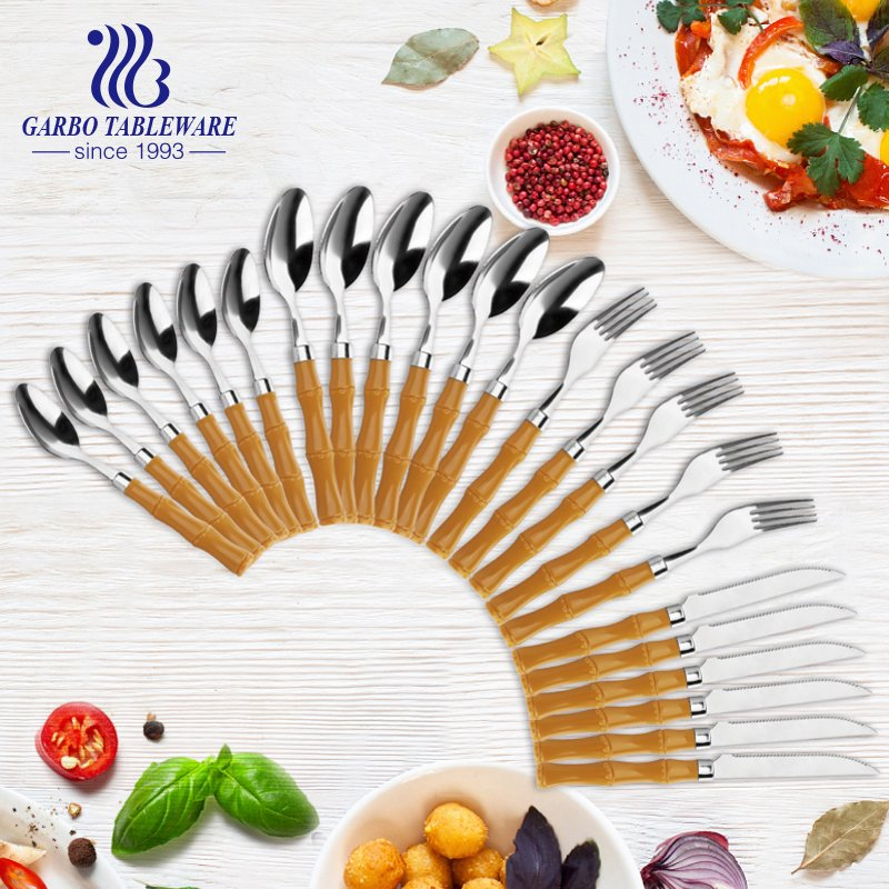 Hot Selling Cutlery Flatware in April