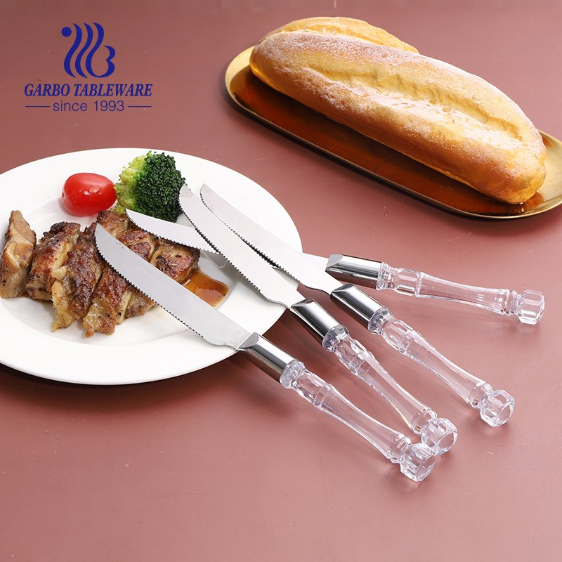 Western flatware steak knife