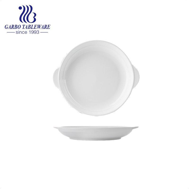 porcelain baking plate