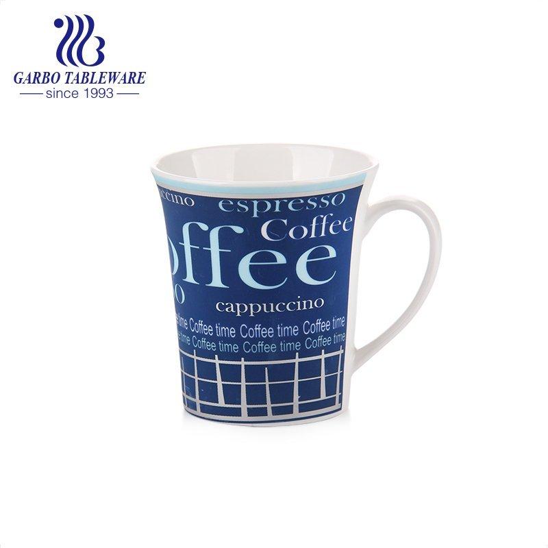 New bone china ceramic coffee mug