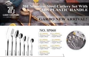 Weekly new stainless steel cutlery is in highly recommended