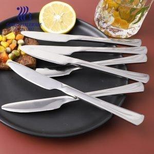 أدوات مائدة من الفولاذ المقاوم للصدأ من Garbo للأطعمة عالية الجودة وأدوات مائدة لحفلات الزفاف في المطاعم