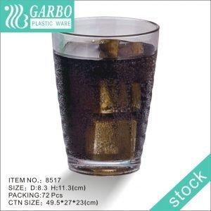 Tazas de consumición plásticas de la cola fresca del policarbonato transparente durable 14oz / 380ml