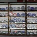 Este artículo le permitirá saber cuántas vajillas de cerámica y de qué material se encuentran en la sala de muestras Garbo.