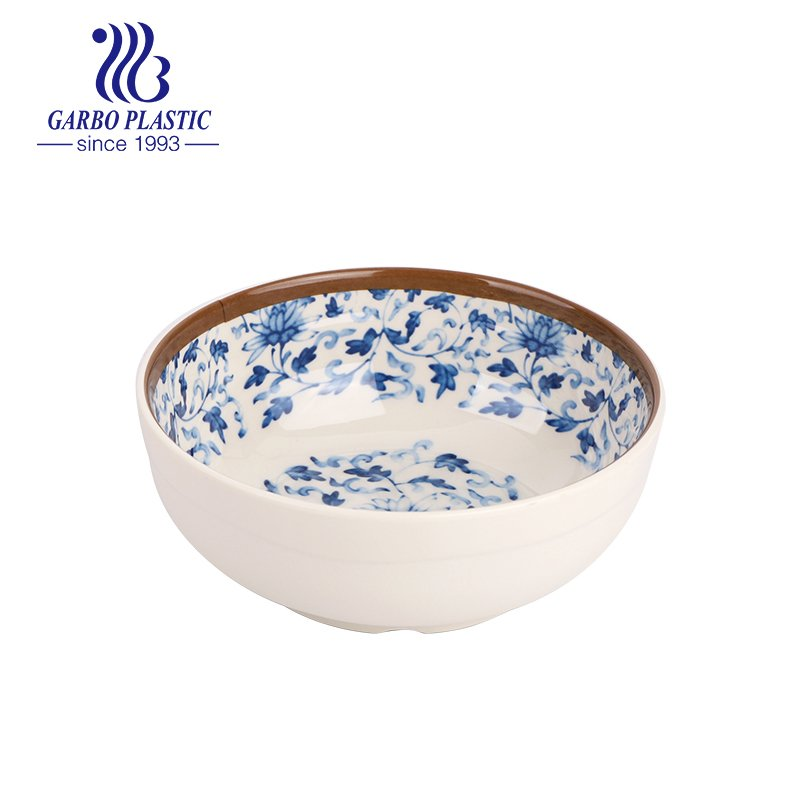 plastic soup dessert salad bowl in bulk pack from factory