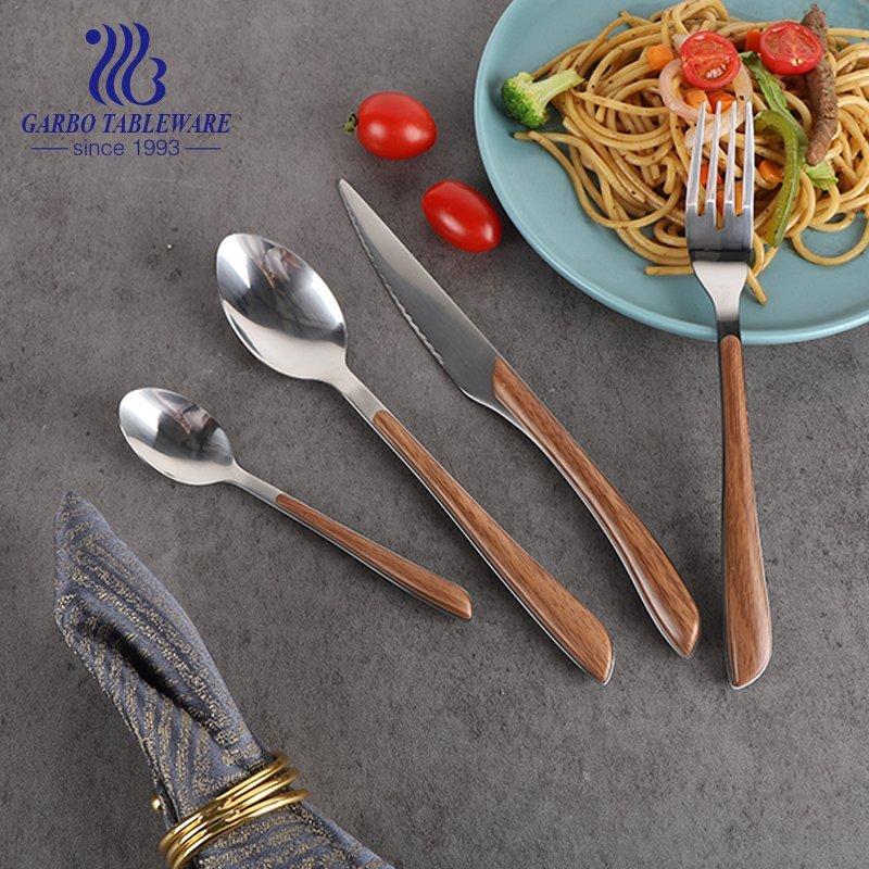كيفية تنظيف أدوات المائدة المصنوعة من الفولاذ المقاوم للصدأ