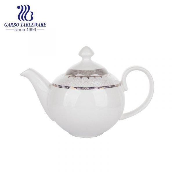 new bone china teapot