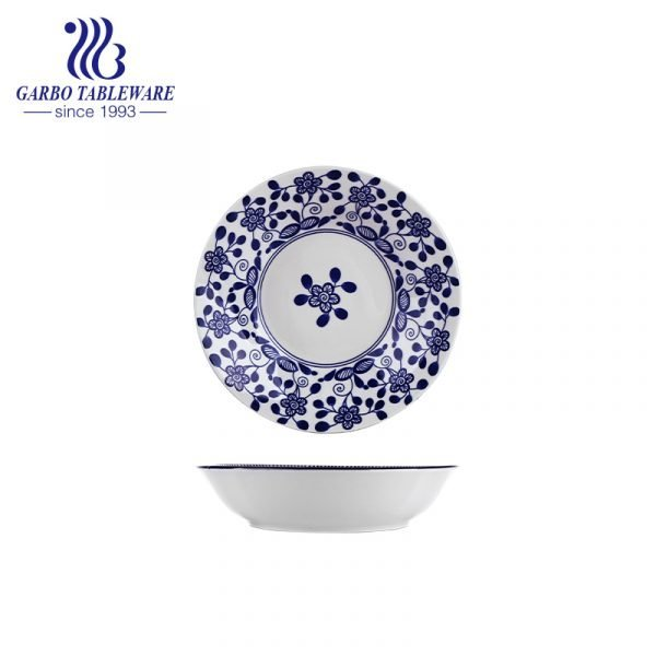 8inch ceramic charger plate
