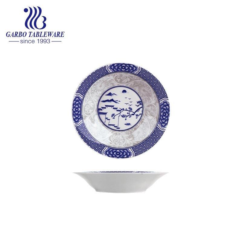 8inch fine ceramic dinner plate
