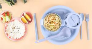 Top 5 hot selling plastic tableware in Garbo