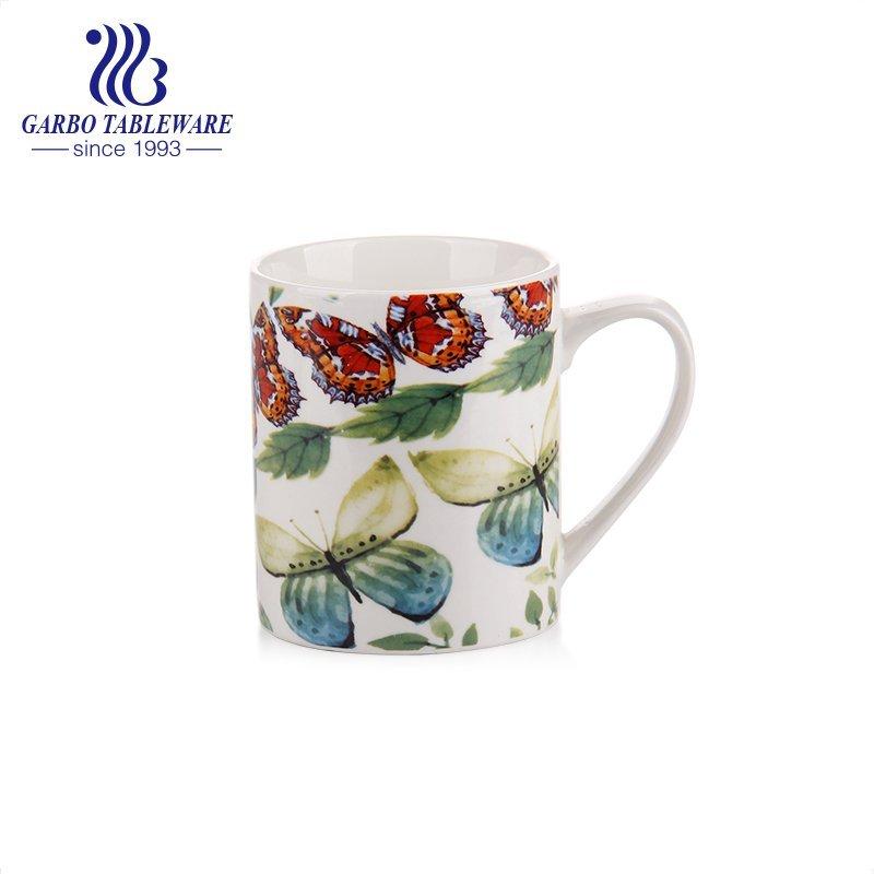 porcelain water drinking mugs