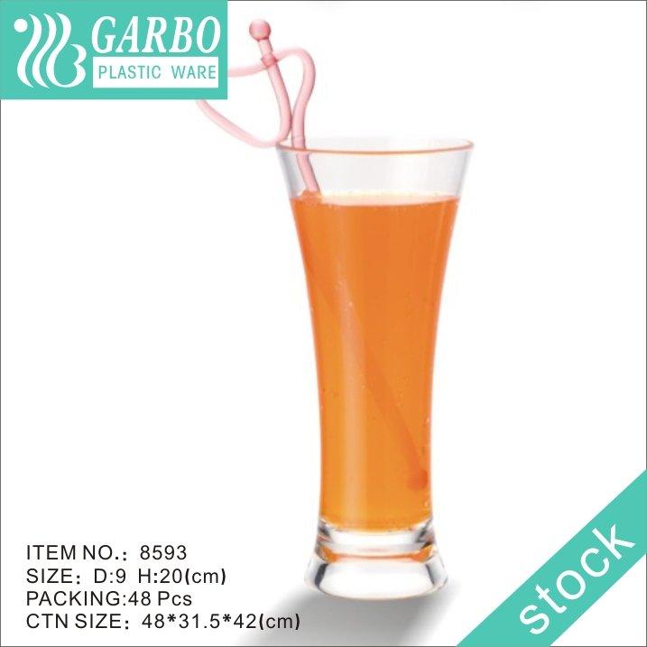 450ml polycarbonate juice glass cup