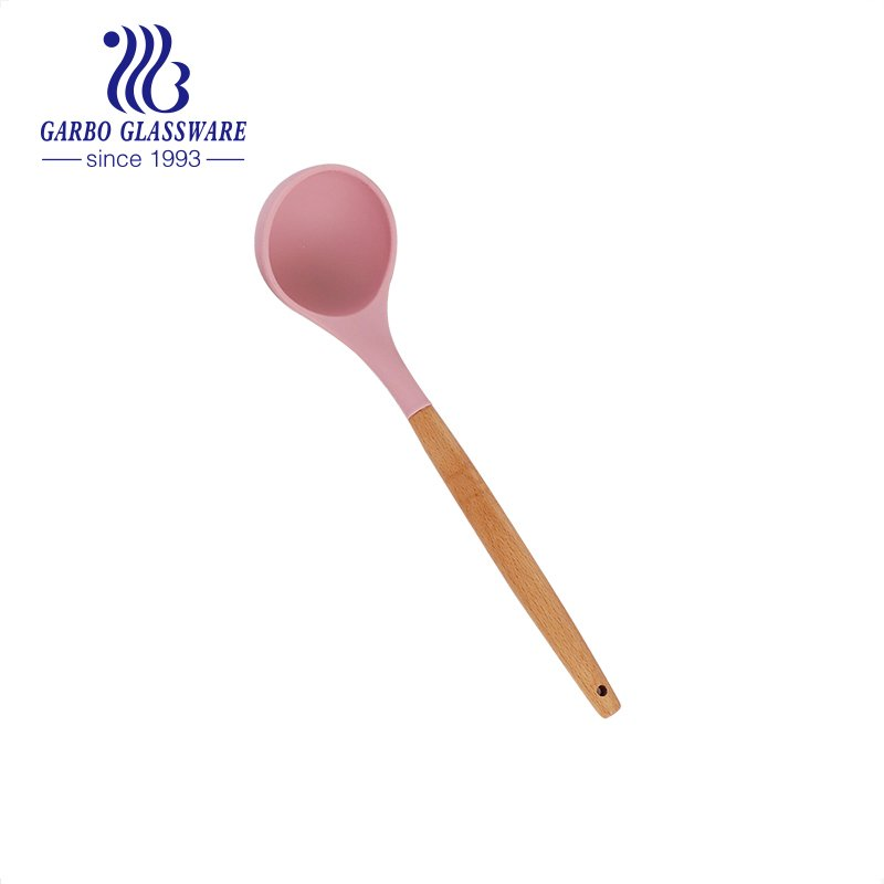 Silicone Ladle Spoon