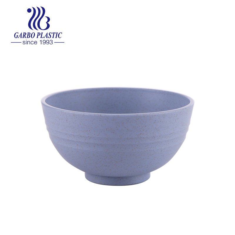 plastic rice noddles bowl with factory cheap price