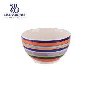Новая серия чаш из керамогранита объемом 720 мл rainbow оптом.