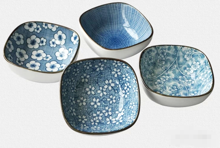 Eight reasons to choose ceramic with under glaze color decal