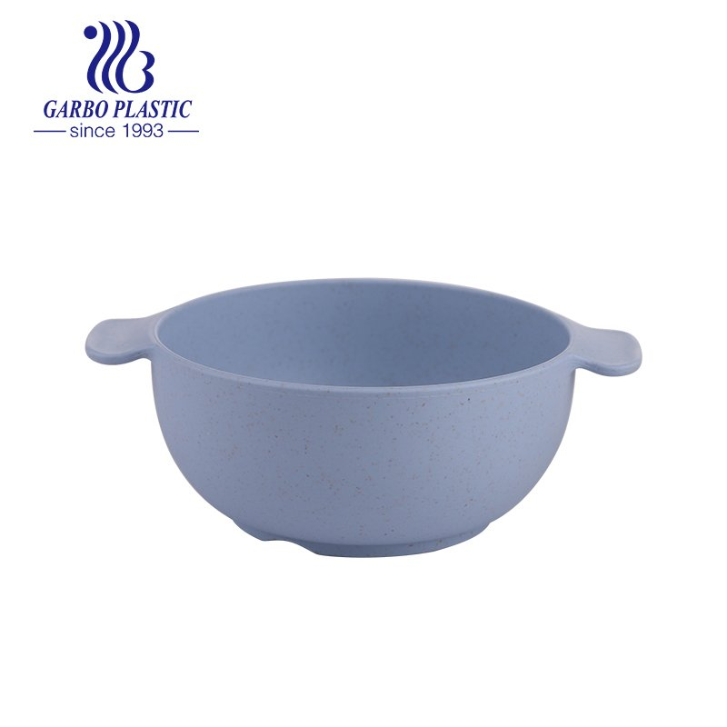 plastic bowl with handle ear to hold