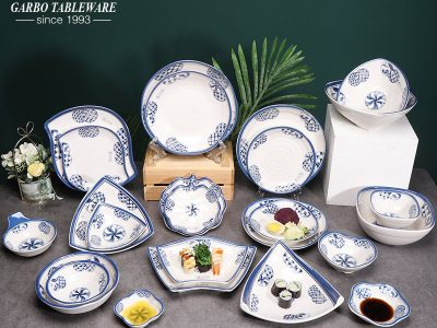 The production process for Melamine tableware