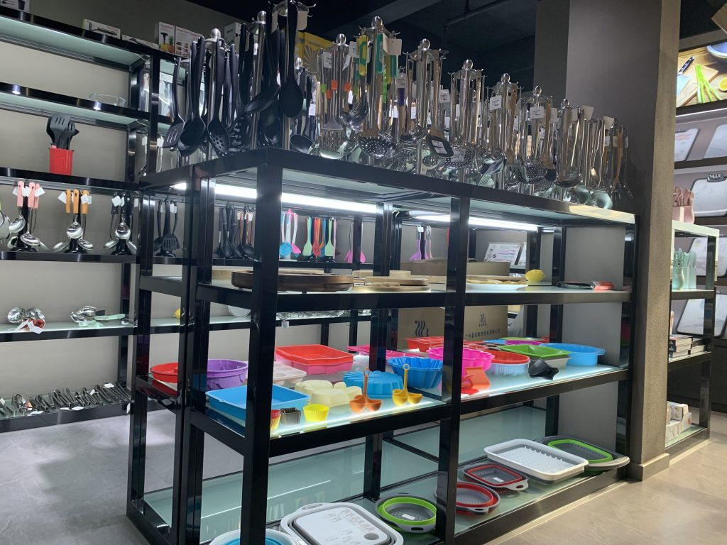 GARBO 6RD SHOWROOM FOR STAINLESS STEEL FLATWARE ARE READY