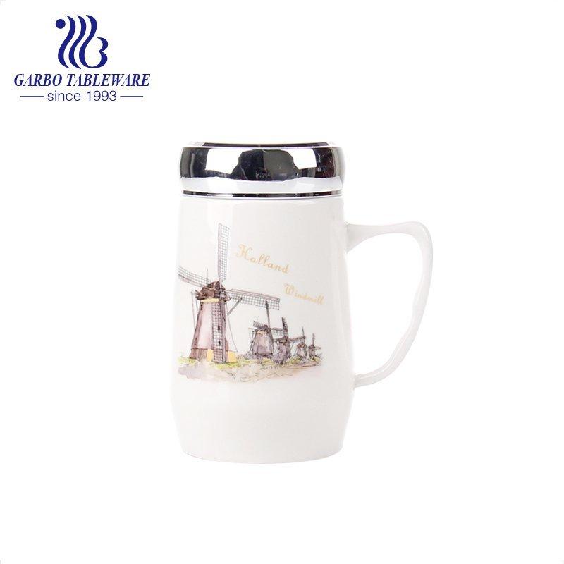 first-class ceramic mug