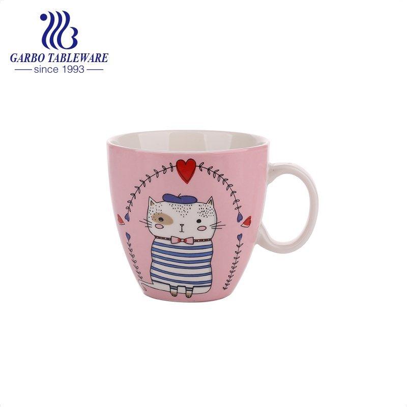 Creative ceramic coffee mug