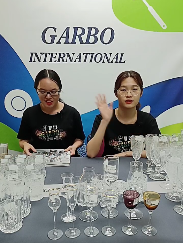 عرض أدوات مائدة 2021 Garbo على الإنترنت في سبتمبر