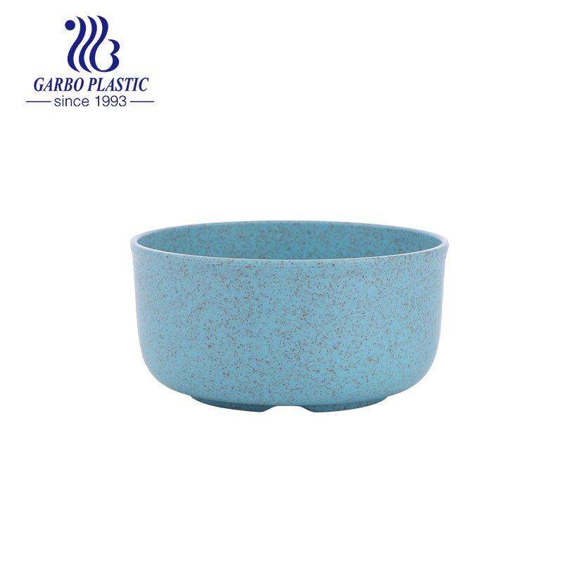 plastic unbreakable fruit salad bowl for restaurant