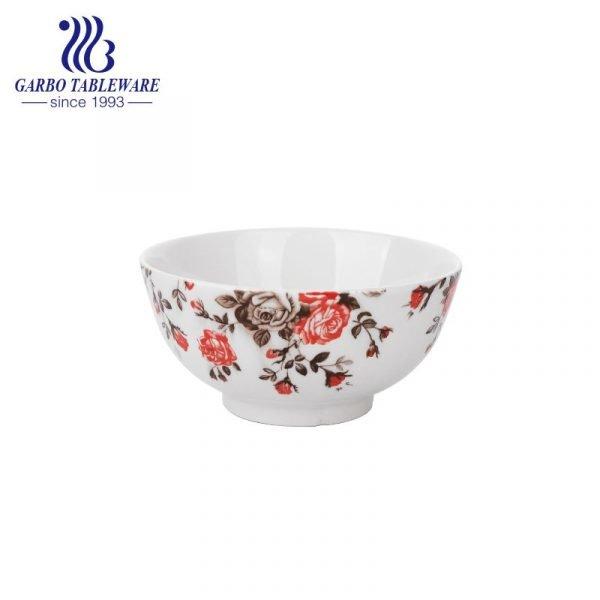 underglazed porcelain bowl