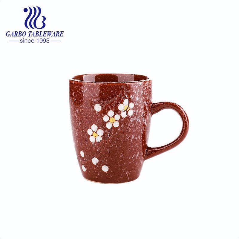 engraved ceramic mug