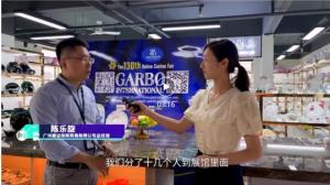 مرحبا بعودتك! تحضر Garbo International معرض كانتون 130 في قوانغتشو